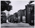 View Photographic History Collection: Carl Mydans digital asset: View of the nation's Capitol through a nearby slum area