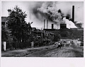 View Photographic History Collection: Carl Mydans digital asset: Weirton Steel Mill, Weirton, West Virginia