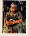 View Photographic History Collection: Carl Mydans digital asset: Color portrait of Carl Mydans in Vietnam