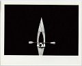 View Photographic History Collection: Ray Metzker digital asset: Man in a boat, photograph by Ray K. Metzker