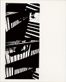 View Photographic History Collection: Ray Metzker digital asset: Composite, staricase, by Ray K. Metzker