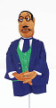 View Lewis Latimer Hand Puppet digital asset number 2