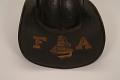 """View Fire Helmet, """"F.A."""" digital asset number 4"""