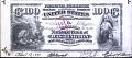 View Proof sheet for $50-100 of the Traders National Bank of Washington, DC, 1890 digital asset number 0