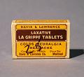 View Davis & Lawrence Laxative la Grippe Tablets digital asset: Davis & Lawrence Laxative la Grippe Tablets (English)