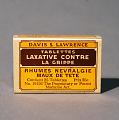 View Davis & Lawrence Laxative la Grippe Tablets digital asset: Davis & Lawrence Laxative la Grippe Tablets (French)