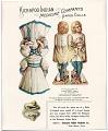 View Kickapoo Indian Medicine Company's Paper Dolls digital asset: paper dolls, Kickapoo Medicine Company, front