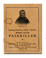 View Directions for Using Perry Davis Painkiller digital asset: booklet, Directions for Using Perry Davis Painkiller, front cover