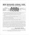 View James S. Rankin's 1862 School Desk and Bench Patent Model digital asset number 3
