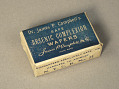 View Dr. James P. Campbell's Safe Arsenic Complexion Wafers digital asset: Dr. James P. Campbell's Safe Arsenic Complexion Wafers