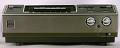 View Video Cassette Recorder digital asset: Video recorder, front.