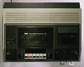 View Video Cassette Recorder digital asset: Video recorder, top.