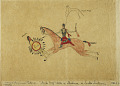View Cheyenne Pictures. 'High Wolf' kills a Shoshone or Snake Indian. digital asset number 0