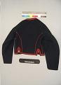 View Zouave jacket digital asset: Jacket, back.