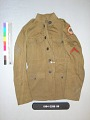 View Buffalo Soldier Uniform Coat digital asset: Coat, front.