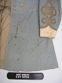View Confederate Army Brigadier General Marcus J. Wright's Frock Coat digital asset: Coat.