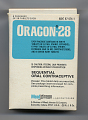 View Oracon-28 Oral Contraceptive digital asset number 2