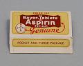View Bayer Tablets of Aspirin digital asset: Bayer Tablets of Aspirin