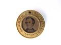 View John C. Breckinridge Campaign Badge digital asset number 0