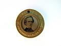 View John C. Breckinridge Campaign Badge digital asset number 1