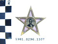 View Abraham Lincoln Campaign Badge digital asset number 1