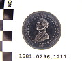 View Abraham Lincoln Campaign Medal digital asset: medal, presidential