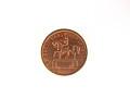 View George Washington Civil War Token digital asset: token