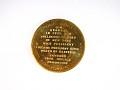View Chester A. Arthur Commemorative Token digital asset: medal, presidential