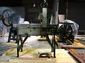 View John H. Gage Iron Planer, c. 1837 digital asset: machine tool, metalworking, planer