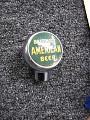 """View Beer Tap Knob, """"Baltimore American Beer"""" digital asset number 1"""