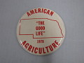 View The Good Life, Protest Pin digital asset number 1
