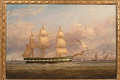 View Painting of the Packet Ship <i>Star of the East</i> digital asset: &#8216;Star of the East&#8217;