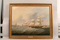View Painting, <i>Collier Brig</i> Morton digital asset: &#8216;Morton&#8217;