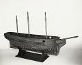 View Model of Three-masted Ship <i>Kate</i> digital asset number 2