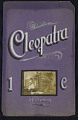 "View ""Cleopatra"" Mutoscope Movie Poster digital asset: Mutoscope Poster"