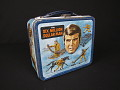 View <i>The Six Million Dollar Man</i> Lunch Box digital asset: Six Million Dollar Man lunch box