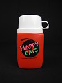 View <i>Happy Days</i> Lunch Box digital asset: Happy Days thermos
