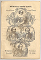 View Jenny Lind Concert Program, November 27, 1850 digital asset number 1