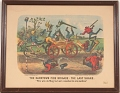 """View Lithograph, """"The Darktown Fire Brigade: The Last Shake"""" digital asset number 1"""
