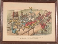 """View Lithograph, """"The Darktown Fire Brigade: All on Their Mettle"""" digital asset number 1"""