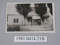View Post Office and General Store, Paradise Valley, Nevada digital asset: Front.