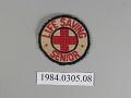 "View Girl Scout ""Life Saving Senior"" patch digital asset number 0"