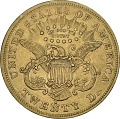 View 20 Dollars, United States, 1872 digital asset number 1
