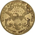 View 20 Dollars, United States, 1877 digital asset number 1