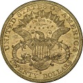 View 20 Dollars, 20 Dollars, 1877 digital asset number 1