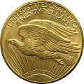 View 20 Dollars, United States, 1925 digital asset number 1