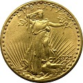 View 20 Dollars, United States, 1925 digital asset number 0