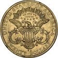 View 20 Dollars, United States, 1878 digital asset number 1
