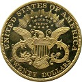 View United States, 20 Dollars, 1890 digital asset number 1