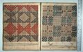 View George Lauck's Manuscript Weave Pattern Book; Pennsylvania, 1805-1829 digital asset number 201